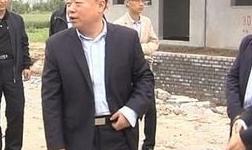 朱正林就中国信发绿色铝精深加工智慧产业园建设进行现场办公