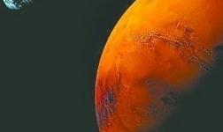 在火星模拟基地 来一场探测器的拉练