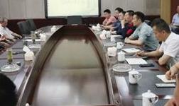 旗能电铝发电分公司到渝阳煤矿交流班组建设工作
