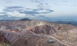 电机泵制造商为智利铜矿提供工艺水泵