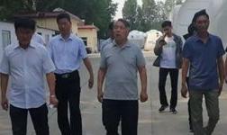 耿明斋院长一行应邀赴沁阳市深入调研县域经济发展