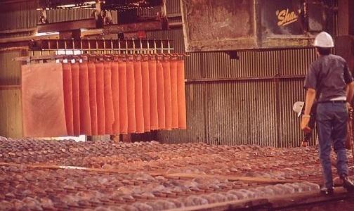 ICSG:2019年3月全球铜市供应短缺51,000吨
