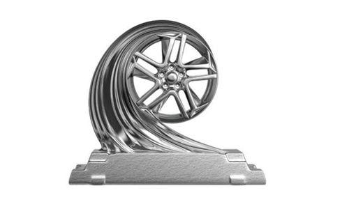 力拓推出新型铝合金制造轻型汽车,可减少车轮重量7%!