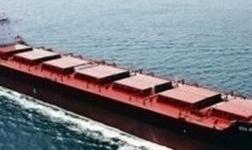 阿联酋铝业一好望角型散货船抵达哈利法港