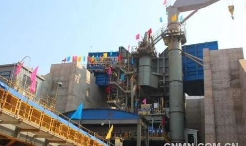 十五冶刚果(金)迪兹瓦铜钴矿湿法冶炼项目粗碎系统投料试车成功