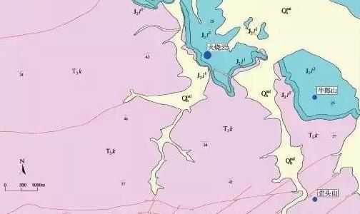 新疆火烧云铅锌矿找矿空间,向外围拓展近15公里