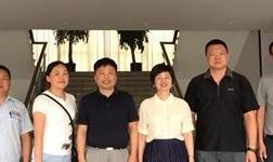 中国铝业协会曾黎滨一行走访江苏、上海、浙江会员企业