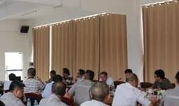 铝业冶炼公司组 织召开上半年经济运行分析暨下半年生产经营部署会
