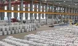 百矿铝业50万吨铝水工程实现全面满产目标