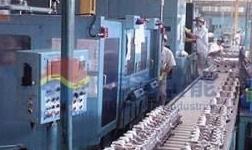 柳州一阳200万只铝轮毂智能生产线竣工