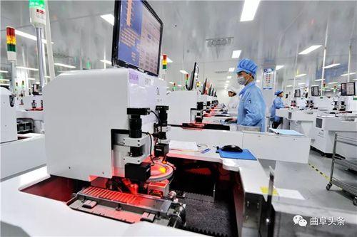 曲阜:抓创新上项目 工业经济稳中有升