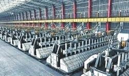宁夏三家电解铝企业2018年铝液电解交流电耗数据