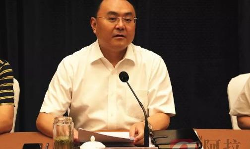 中孚实业总经理张松江当选为广元市铝产业联盟理事长