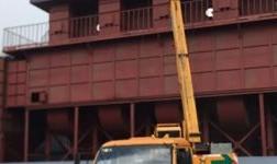 副县长?#37117;?#26397;视察闽瓯铝业二期技改项目建设情况