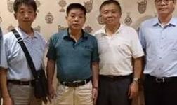 管道局与柬埔寨铝业集团会谈
