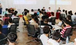 天山铝业喜迎120多名大学生为公司再添活力