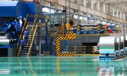 天成彩铝公司发挥混改优势 促进企业稳定发展