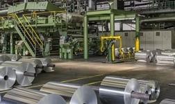 俄铝年产12万吨铝的新冶炼厂完成安装