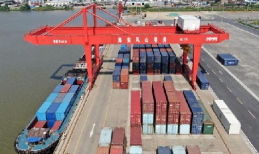 """南通海安:跨界融合 打造特色""""枢纽经济"""""""