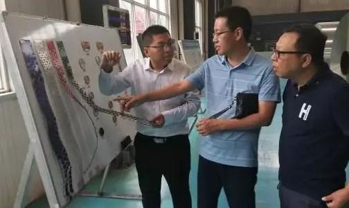 河南省科技装备业商会深入企业调研落实精准服务