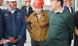 省政府督查调研组到鹤庆调研铝产业发展