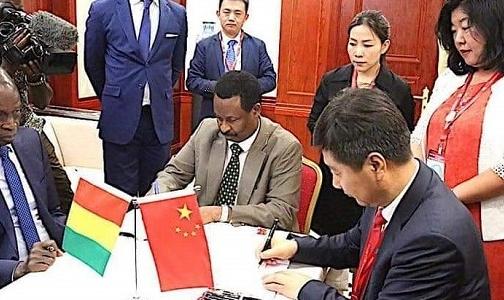几内亚国民议会批准特变电工与几内亚政府签署的《阿玛利亚水电站特许经营权协议》