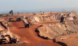 绿松石资源二季度损失7.37亿美元