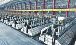 7月原铝(电解铝)产量298.4万吨,同比下滑2.0%