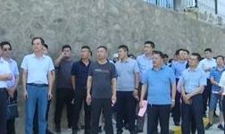 山东省铝工业考察团来靖远县考察交流