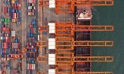 广西新通道国际集装箱码头有限公司揭牌
