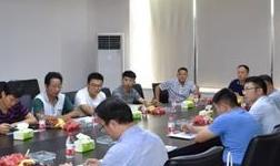 金坛区各大房地产开发公司领导参观莅临指导