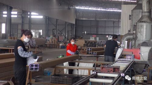 南靖企业发展势头强劲