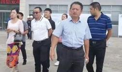 中国铝业峰会考察团到义龙考察调研