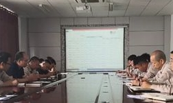 不忘保障平稳生产初心 牢记提高设备管理使命
