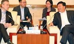 中国五矿与力拓集团加强国际矿业项目合作