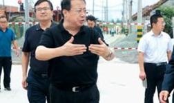 龚正来滨州检查指导灾后恢复重建工作