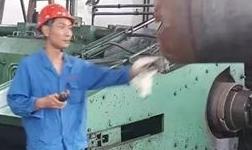 蘇鋁鋁業板材二車間輔助班組工作主動眾人夸