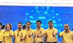 重庆新西亚铝业集团组队参观2019年中国国际智能产业博览会!