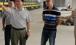 趙志敏帶隊到大新調研工業工作