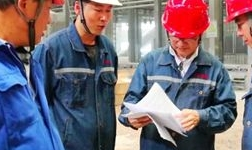 天山铝业开展8月份安全生产大检查