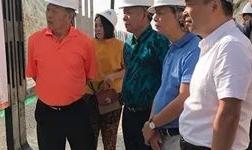 中國鋁業協會企業家組團前往文山州考察交流