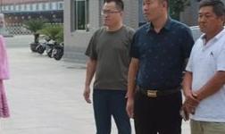 方霖铝业:滨州市委党校蒋海峰一行到我公司调研铝质家居发展情况