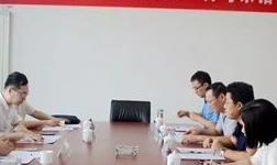 国际高新技术研究院应邀来河津考察
