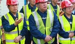 集团公司纪检监察组到山西铝业开展主题教育调研