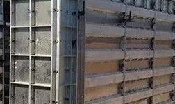 在高层建筑施工中全铝合金模板的质量控制措施