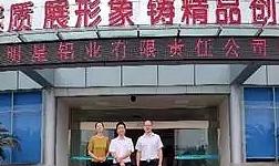四川啟明星鋁業有限責任公司發展戰略規劃項目啟動