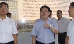 安丘市党政考察团来临朐县考察