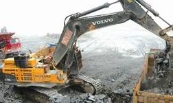 米拉多銅礦第 一批銅礦石運抵銅陵