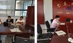 """寻找""""新突破"""",当好""""店小二""""——洪泽区科技镇长团继续深入调研企业开展精准服务"""
