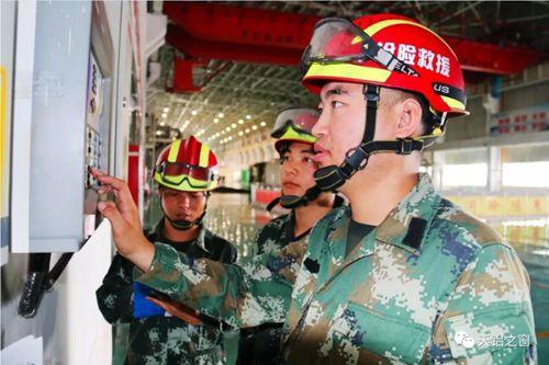 天山铝业消防队开展消防设施检查确保安全生产